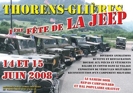 affiche thorens 2008