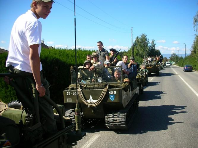 convoi veigy 07
