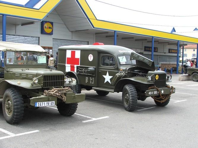 craponne ambulance+dodge