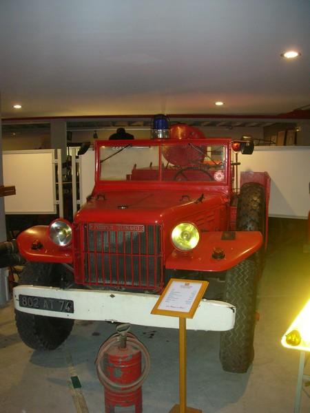 musée des pompier dodge