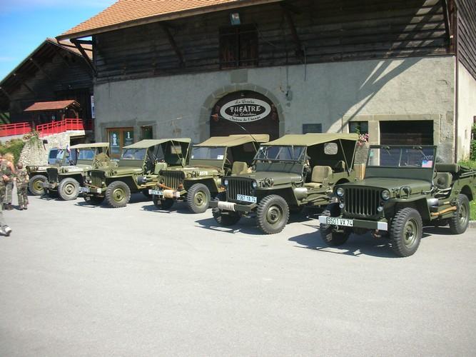 jeep musée des pompier