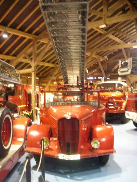vieu camion pompier